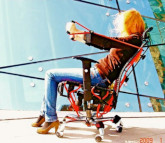 Gymygym Exercise Chair