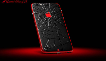 iPhone 6 Black Widow