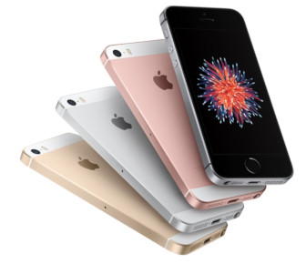 Состоялась премьера нового Apple iPhone SE