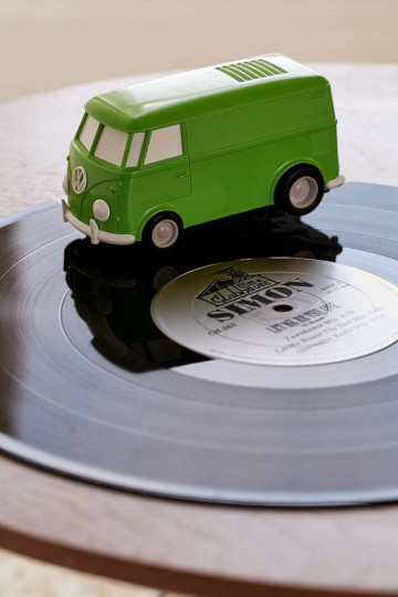 VW-Bus-Turntable