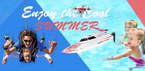 RC Enjoy the Cool SUMMER