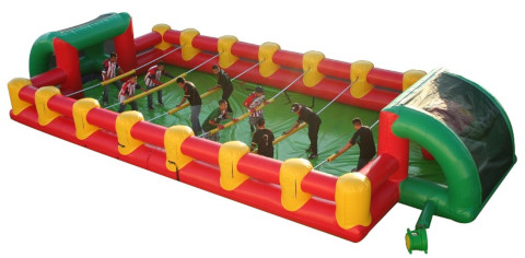 Foosball-Inflatable