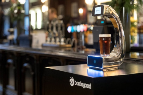 contactless-beer-pump